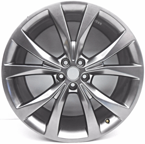 oem ford edge 22 inch aluminum wheel rim minor scuffs on. Black Bedroom Furniture Sets. Home Design Ideas