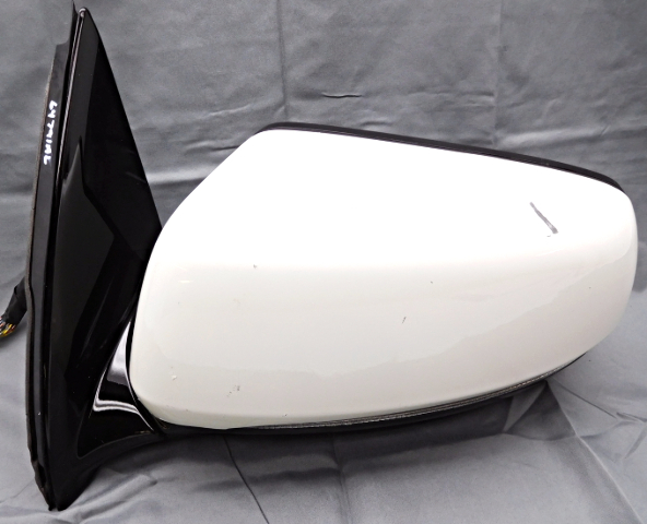 Oem Acura Mdx Left Driver Side Mirror Surface Scratches On