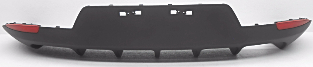 OEM Kia Forte Koup Rear Lower Bumper Cover Minor Surface Scratches