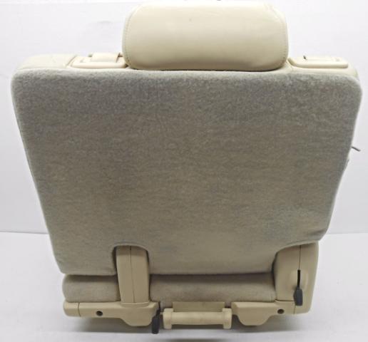 Cadillac Escalade 3rd Row Seats: OEM Cadillac Escalade Right Passenger Side Third Row Seat Light Cashmere