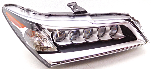 Canada Market Acura Mdx Right Hand Led Headlight Leaks