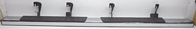 OEM Yukon XL Suburban Escalade ESV Right Passenger Running Board Foot Pad Gouge