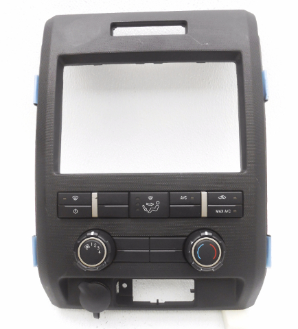 OEM Ford F-150 Audio Stereo Temperature Control Panel ...