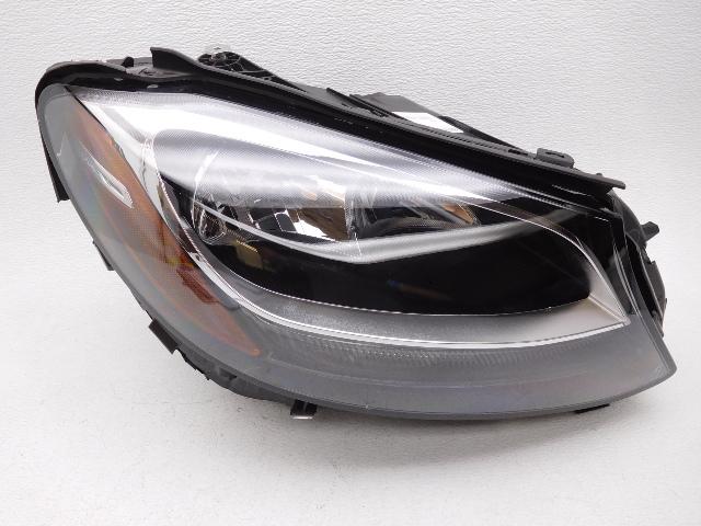 Oem Mercedes Benz C300 Right Passenger Side Headlamp Lens