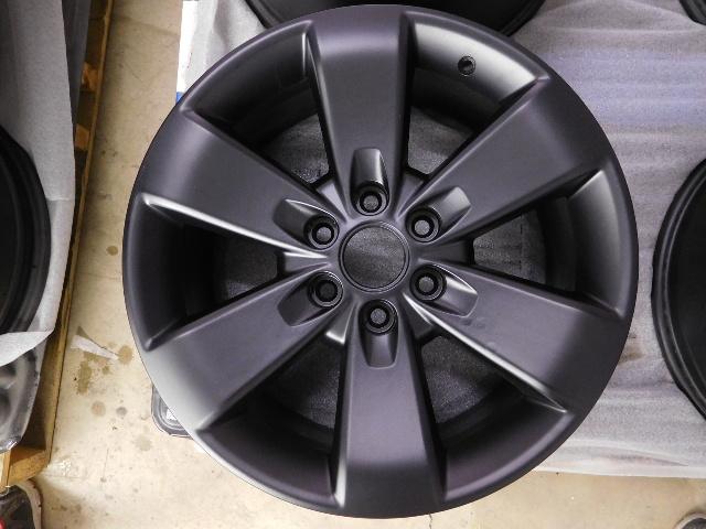 Black Ford Edge 2014 >> OEM Ford F-150 FX 20x8.5 Wheels Powder Coated Matte Black Set of 4 CL3J-1007-AA | Alpha Automotive