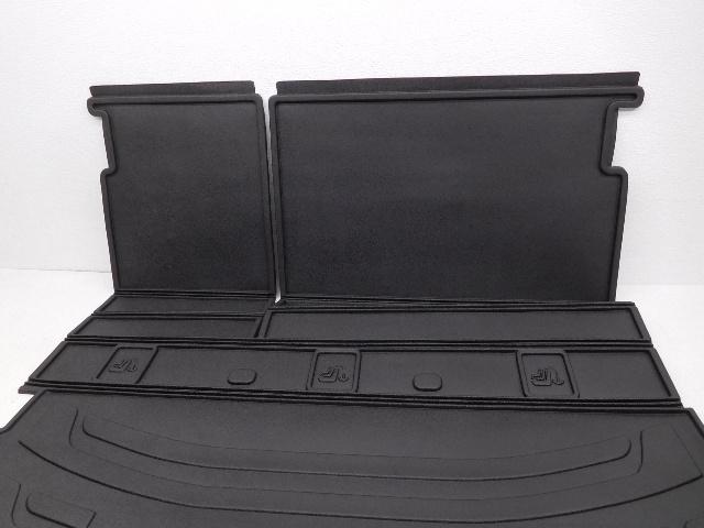 Oem Hyundai Elantra Rear Rubber Cargo Mat A5012 Adu00