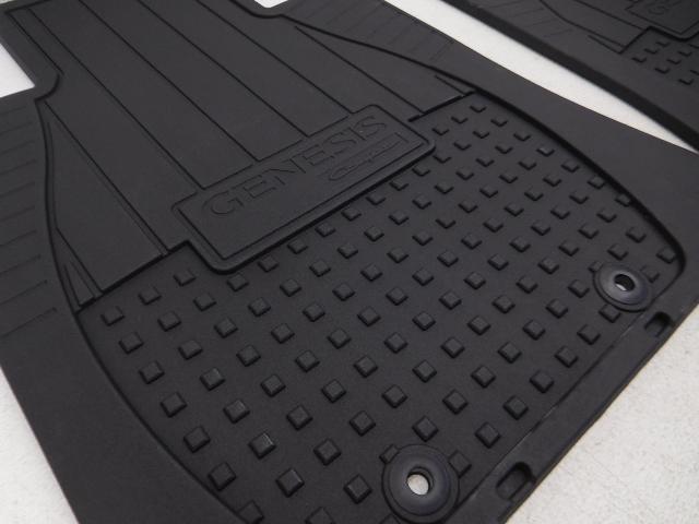 Oem Hyundai Genesis Coupe Front Floor Mat 2 Piece All
