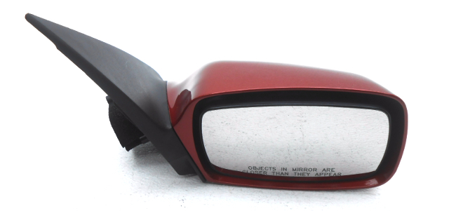 NOS OEM Ford Contour Red Right Side View Mirror 3 Pin/NO Heat F8RZ17682EA