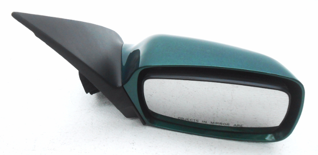 NOS OEM Ford Contour Green Right Side View Mirror 3 Pin/NO Heat F8RZ17682EA