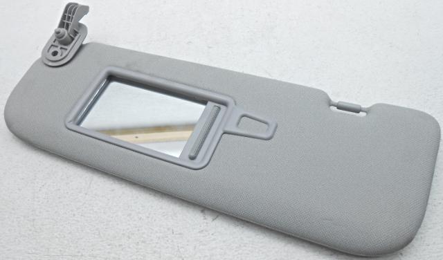 Oem Hyundai Elantra Left Driver Side Sun Visor Gray 85210