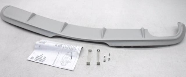 OEM Audi TT Rear Valance Assembly 8J0-071-611-9AX Primer