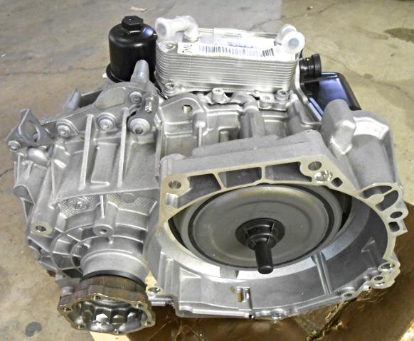 OEM Volkswagen Passat, CC, EOS 6-Speed Transmission 02E ...