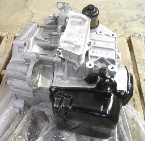 Oem Volkswagen Passat Cc Eos Transmission 02e 301 103 G