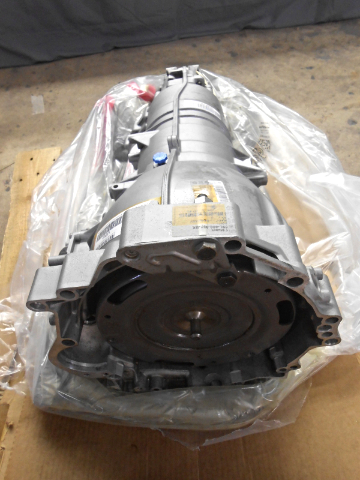 OEM Audi S4 6-Speed Automatic Transmission 09L-300-037-BX