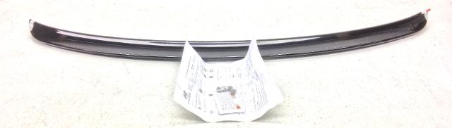 OEM Hyundai Genesis Rear Spoiler w/ Hardware Bathrust Black U8340-2M000-BA