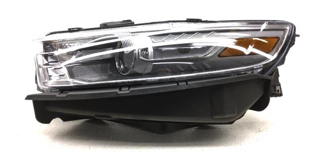 OEM Ford Taurus Light Grey Left Driver Halogen Headlight Head Lamp-Tab Missing