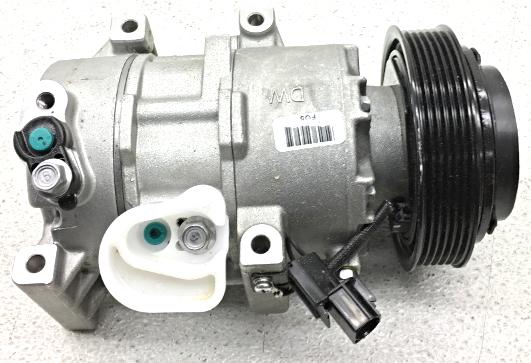 OEM Hyundai Veloster A/C Compressor 97701-2V001