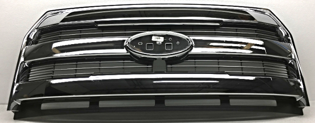 OEM Ford F150 Grille Scratches on Surface
