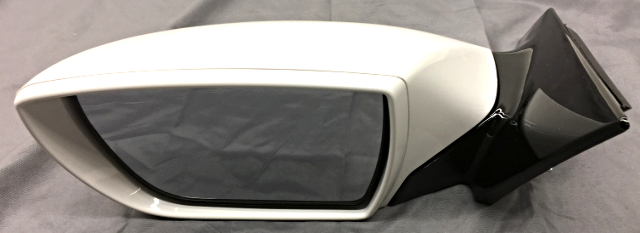 OEM Hyundai Azera Left Driver Side Side View Mirror 87610-3V340 Unpainted