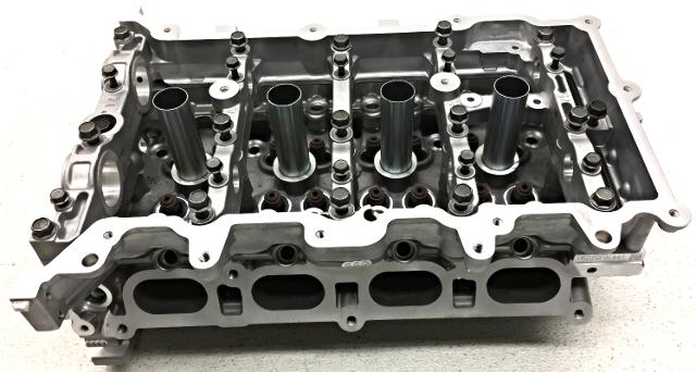 OEM Hyundai Elantra 1.8L Cylinder Head 5D045-2EU00