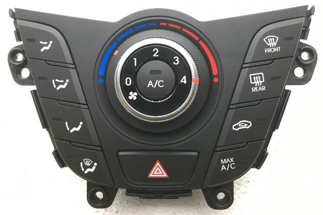 OEM Hyundai Veloster Temp Control 97250-2V0114XQH