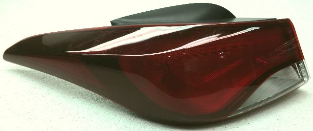 OEM Hyundai Elantra Left Driver Side Tail Lamp 92401-3Y500