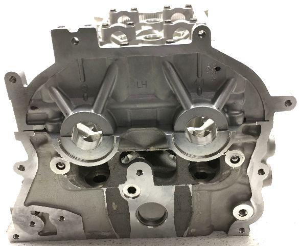 Oem Nissan Titan Armada Nv2500 Left Driver Side Cylinder Head 11090