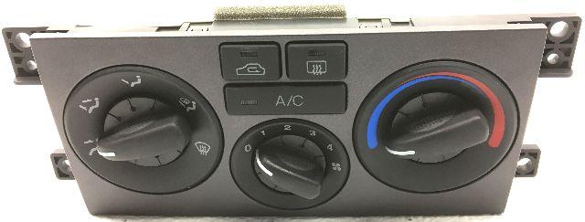 OEM Hyundai Elantra Temp Control 97250-2D030AX