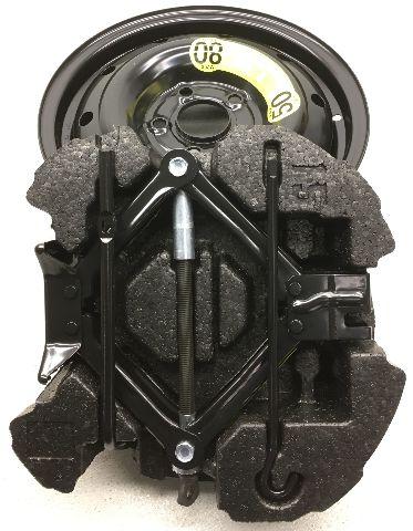OEM Hyundai Kia 16 inch Spare Wheel Kit 52910-2K900