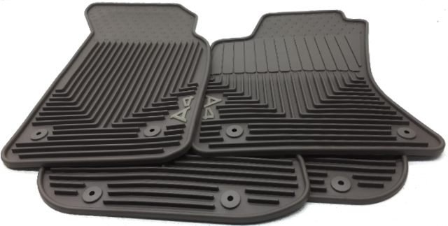 OEM Audi A4 A4(Quattro) Front Floor Mat 8D1-061-601-C-E85 Clay