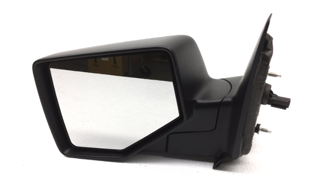 New Old Stock Mazda B-3000 Left Side View Mirror Textured Black 1F80-69-180