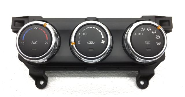 OEM Mazda 2 Front Temperature Dash Control Celsius DF7161190C EXPORT