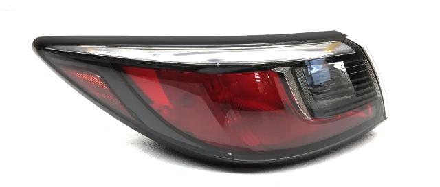 OEM Toyota Yaris IA Sedan Left Driver Tail Light Tail Lamp 81560-WB004