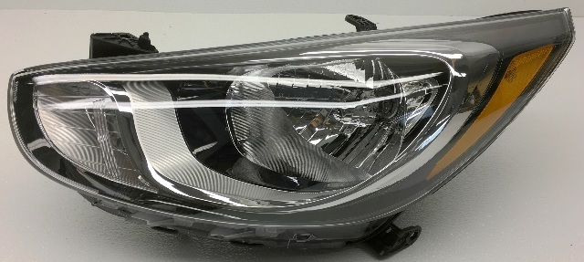 OEM Hyundai Accent Left Driver Side Headlamp 92101-1R010