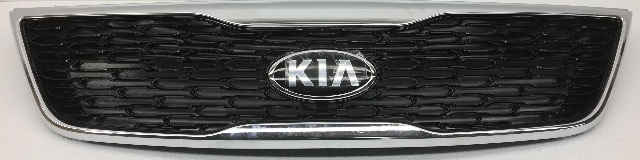 OEM Kia Sorento Grille Scratches on Chrome 86350-1U500