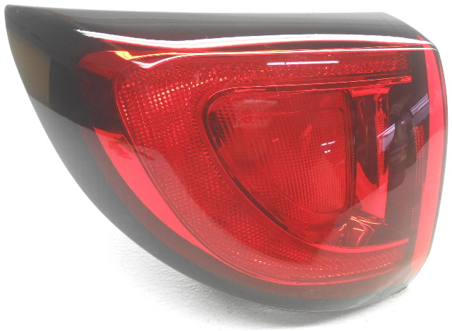 OEM Pacifica Left Quarter Mounted Bulb Style Tail Lamp 68229029AB Less Trim