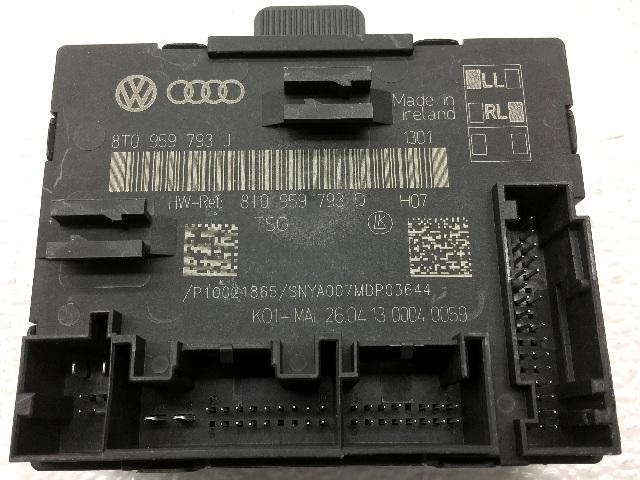 OEM Audi A5 S5 Control Module 8T0-959-793-J