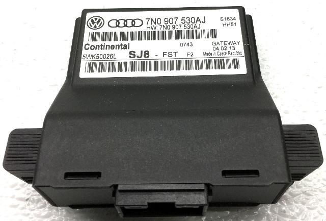OEM Volkswagen Jetta Network Gateway Module 7N0-907-530-AJ-Z00