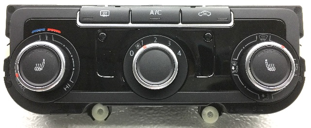 OEM Volkswagen Tiguan Temp Control 7N0-907-426-BH-ZJU