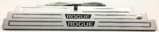 OEM Nissan Rogue Sill Scuff Plate 999G6-GX010