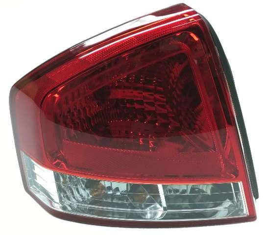 OEM Kia Spectra Sedan Left Tail Lamp 92401-2F321