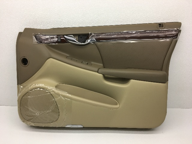New Old Stock OEM Cadillac Deville Front Right Door Trim Panel 10389962 Cashmere