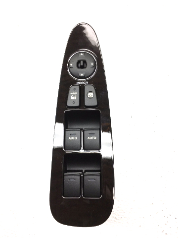 OEM Hyundai Genesis Sedan Left Front Door Lock Window Switch 93570-3M500-A4