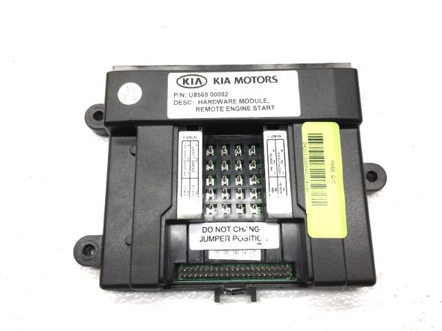 OEM Kia Sorento Engine Remote Start Module U8560-00002 Clip/Tab Cracked