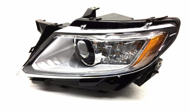 OEM Lincoln MKX Left Driver Complete Xenon Headlight Head Lamp-Plug Chip