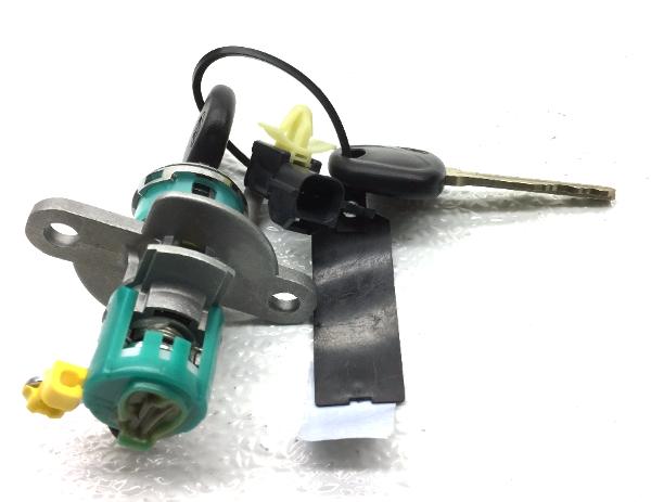 OEM Hyundai Elantra Rear Trunk Lock Cylinder w/ 2 Keys 81250-2HA10