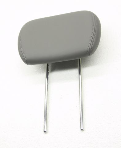 OEM Volkswagen Routan LH or RH Rear Headrest Grey Leather 7B0-885-901-C-DE5