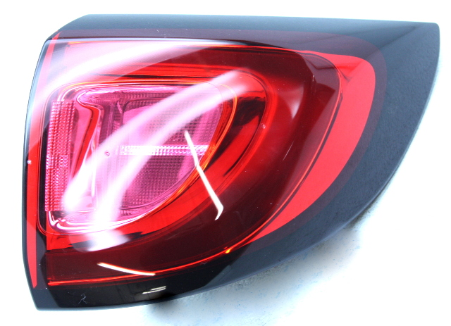 OEM Pacifica Right LED Qtr Mounted Tail Lamp 68233188AB w/o Trim 5-Pin Export