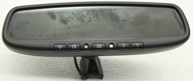 Oem Hyundai Elantra Rear View Mirror With Homelink F3062