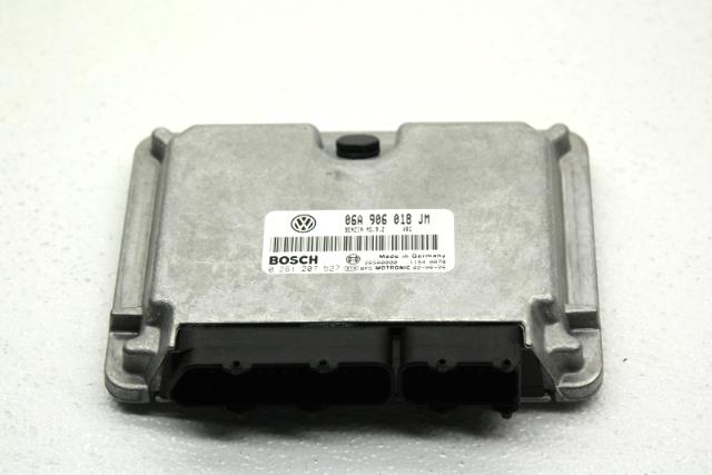 New Old Stock OEM Volkswagen Golf 2.0L Engine Control Module 06A-906-018-JM